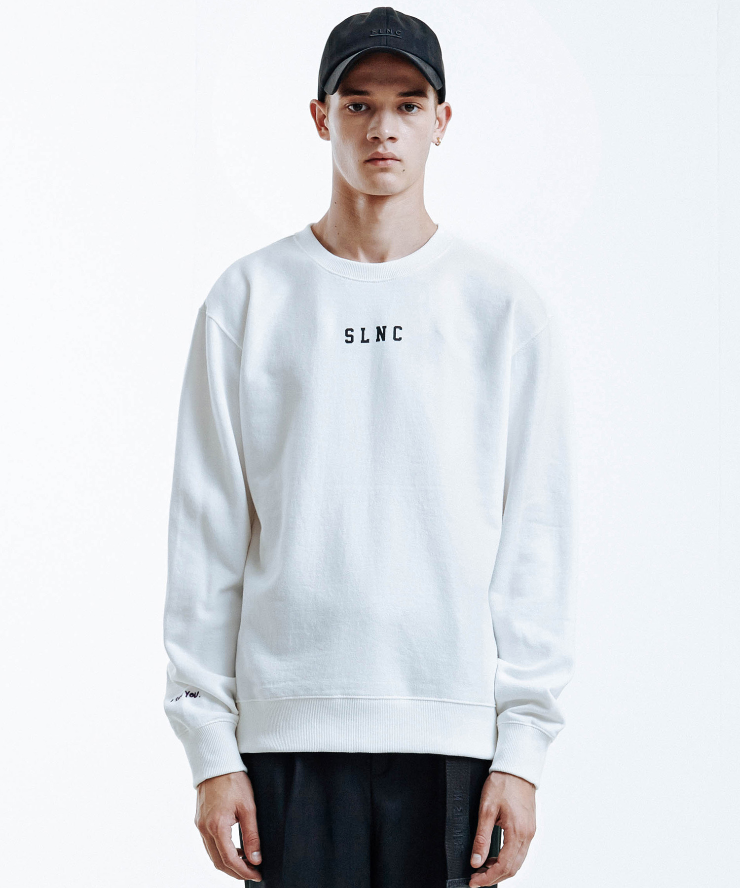 SLNC Sweatshirt (White)