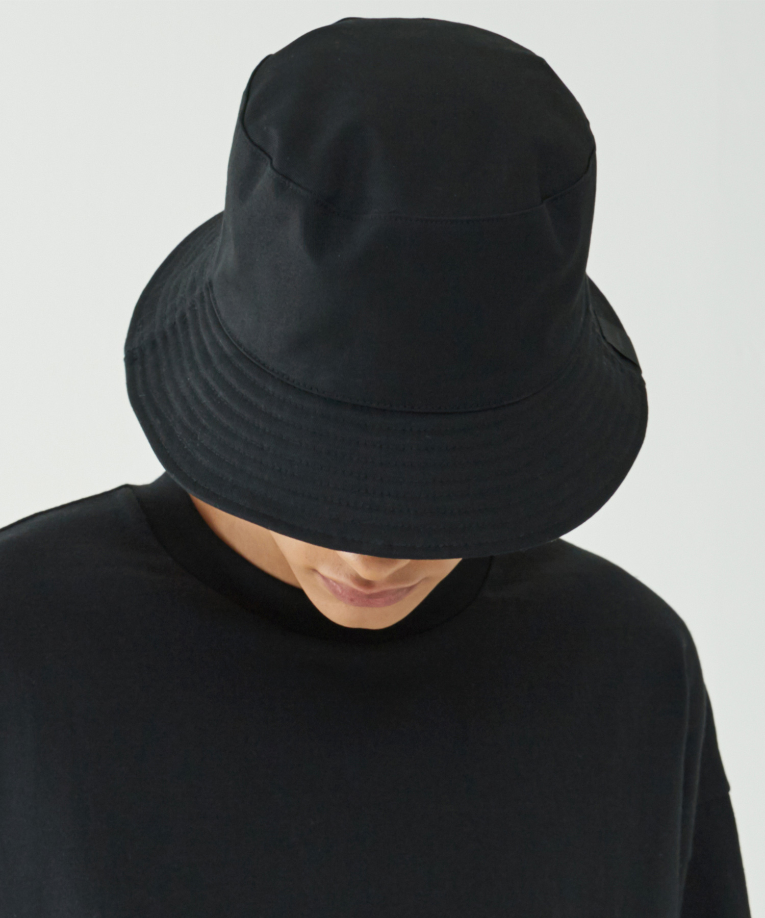 Big Bucket Hat (Black)
