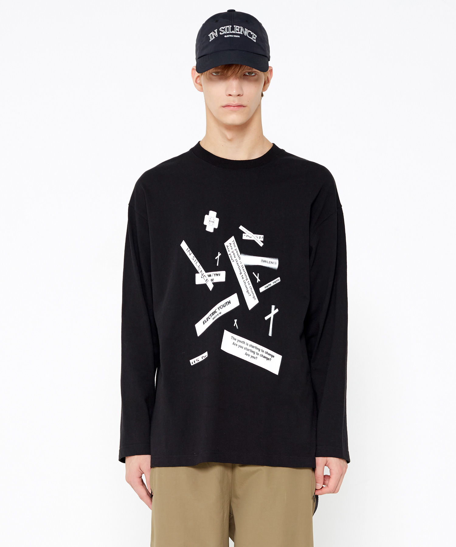 Splinters Long Sleeves