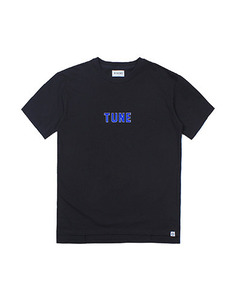 TUNE LOOSE FIT TEE (BLACK)