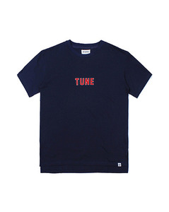 TUNE LOOSE FIT TEE (NAVY)