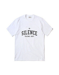 SHORT SLEEVE FOOTBALL TEE (WHITE)
