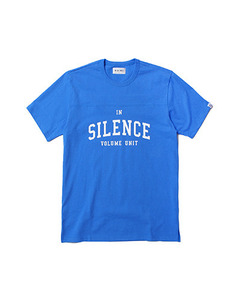 SHORT SLEEVE FOOTBALL TEE (BLUE)