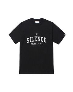 SHORT SLEEVE FOOTBALL TEE (BLACK)