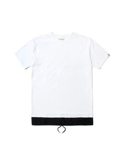 LAYERED TEE (WHITE)