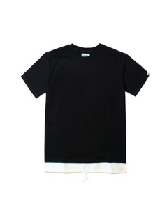 LAYERED TEE (BLACK)