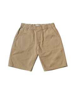 FATIGUE SHORTS (BEIGE)