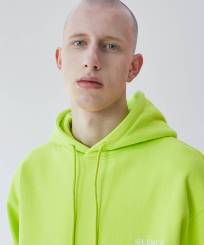 Darkland Hoodie (Yellow Green)