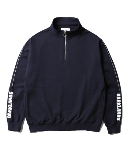DL Half Zip Sweatshirt (Navy)
