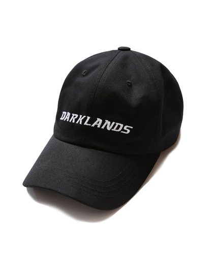 Darkland 6P Cap Black/White