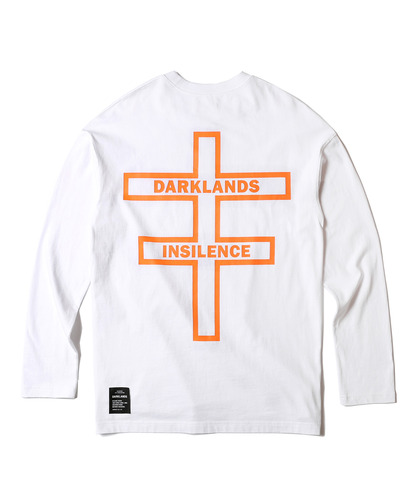 Darkland Long Sleeves (White)