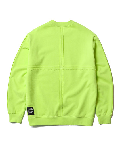 SL Sweatshirt (Yellow Green)