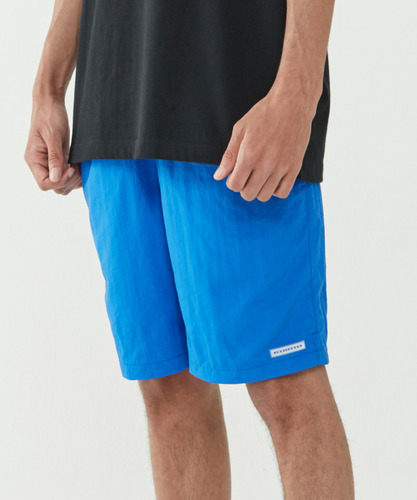 Silence Lounge Shorts (Blue)
