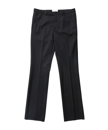 Semi Flare Wool Pants