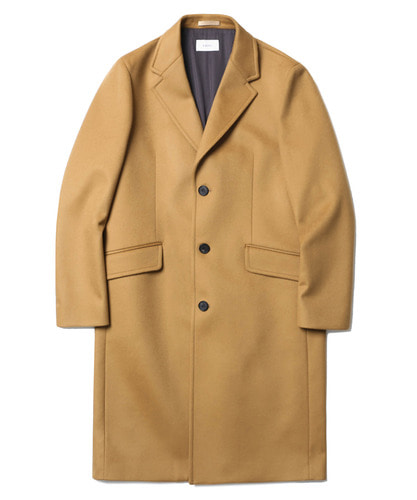 17FW Chester Cashmere Coat Camel